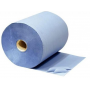 Blue paper roll absor zetputz industrial