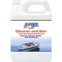 SEAPOWER CLEANER AND WAX 3.785ml