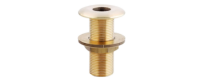 Brass Thru-Hulls | Pipe Fittings | Nautichandler