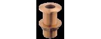 Bronze Thru-Hulls | Pipe Fittings | Nautichandler