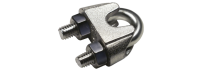 Cable clamps   Cables   Buy online on Nautichandler
